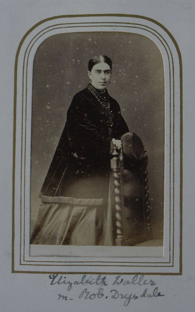 FileCarte De Visite Of Elizabeth Waller 1840 1892 Aka Mrs Robert Carstairs Drysdale