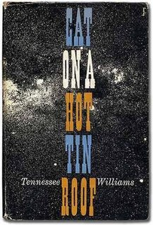 <i>Cat on a Hot Tin Roof</i> stage play