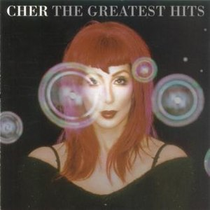 The Greatest Hits (Cher album) - Image: Cher The Greatest Hits Frontal