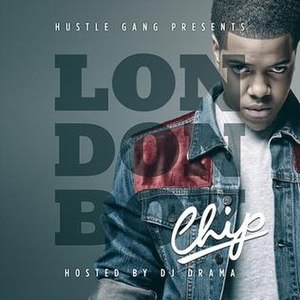 London Boy - Image: Chip London Boy Cover