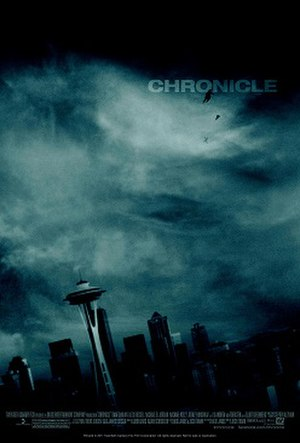 Chronicle (film) - Theatrical release poster