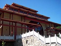 Chuang Yen Monastery in New York