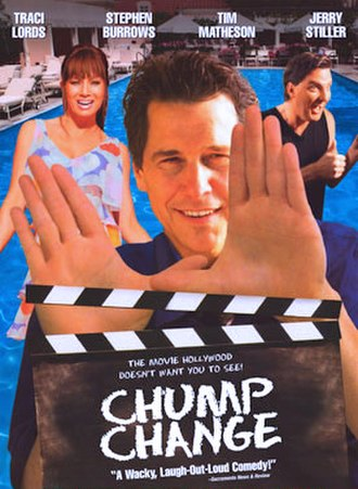 Chump Change (film) - Original film poster