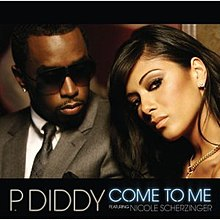 Diddy featuring Nicole Scherzinger — Come to Me (studio acapella)