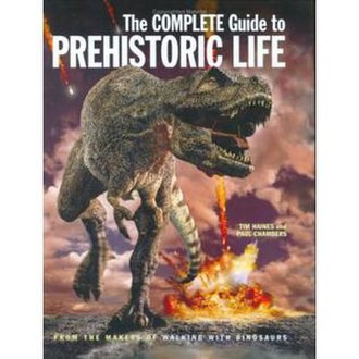 The Complete Guide to Prehistoric Life - Image: Complete guide to prehistoric life