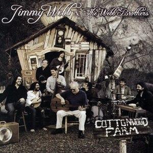 Cottonwood Farm - Image: Cottonwood Farm CD