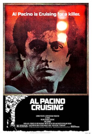 Cruising (film) - Original film poster
