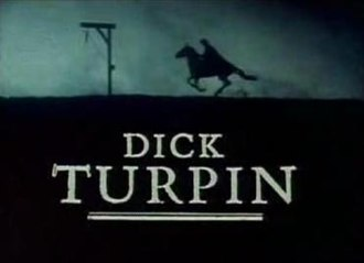 Dick Turpin (TV series) - Image: D Turpin
