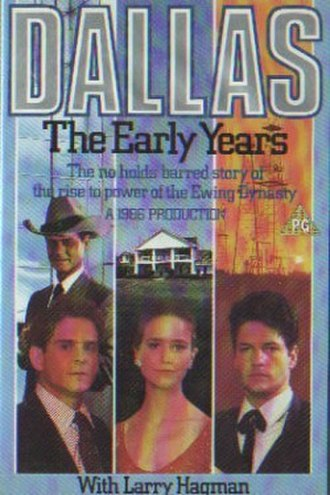 Dallas: The Early Years - Image: Dallas The Early Years VHS