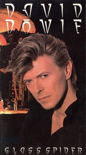 Glass Spider - Image: David Bowie Glass Spider Tour VHS