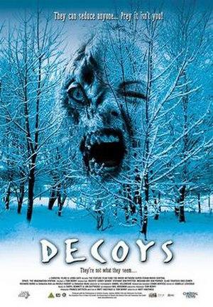 Decoys (film) - Image: Decoys Poster