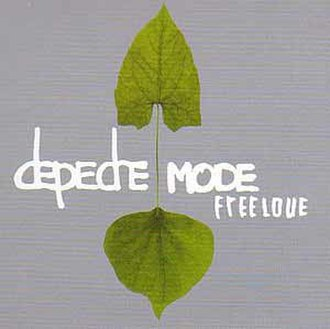 Freelove - Image: Depeche Mode Freelove