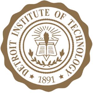 Detroit Institute of Technology - Image: Detroit Tech Seal