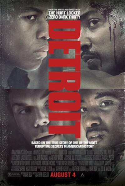 Picture of a movie: Detroit