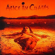 Dirt Alice in Chains album - cover artjpg