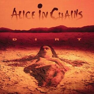 Dirt (Alice in Chains album - cover art)