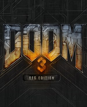 Doom 3: BFG Edition - Image: Doom 3 BFG Edition