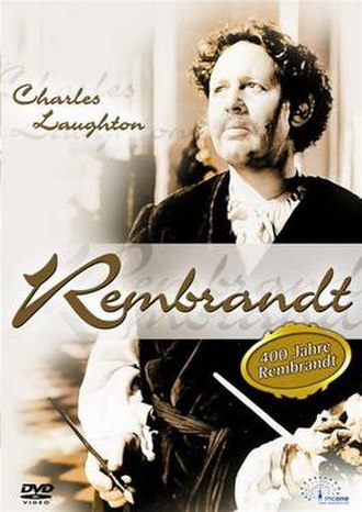 Rembrandt (1936 film) - DVD Cover