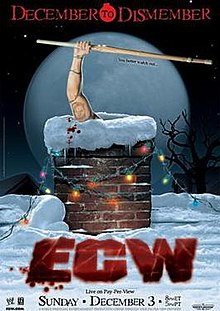 Image result for ecw december to dismember 2006