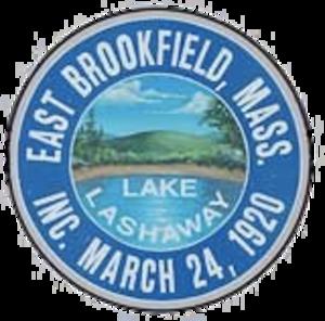 East Brookfield, Massachusetts - Image: East Brookfield MA seal