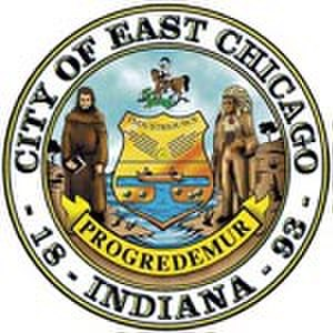 East Chicago, Indiana - Image: East Chicago Seal