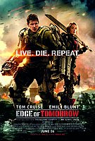 Picture of a movie: Edge Of Tomorrow