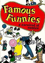 Eastern Color Press Famous Funnies A Carnival Of Comics Printing 1933