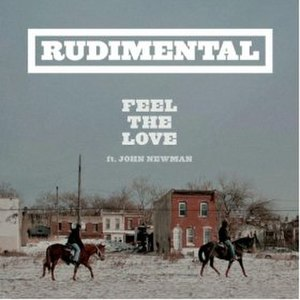 Feel the Love (Rudimental song) - Image: Feelthe Love