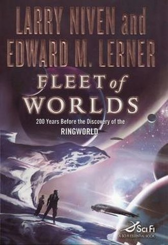 Fleet of Worlds - First edition