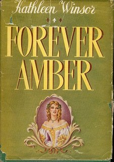 <i>Forever Amber</i> 1944 novel by Kathleen Winsor