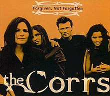 The Corrs — Forgiven, Not Forgotten (studio acapella)