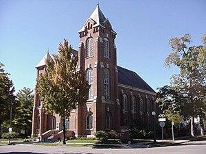 First Presbyterian Church (Champaign, Illinois) - First Presbyterian Church is the oldest church in Champaign, Illinois.