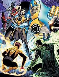Sinestro Corps - Wikipedia