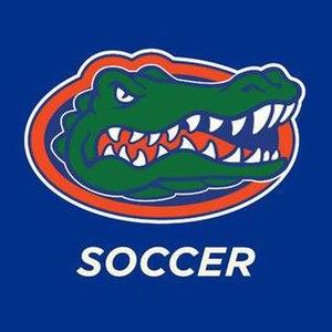 Florida Gators women's soccer - Image: Gators soccer logo
