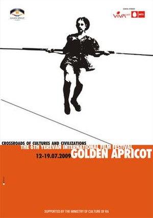 6th Yerevan Golden Apricot International Film Festival - Image: Golden Apricot International Film Festival 2009