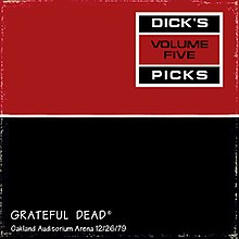 Grateful Dead - Dick's Picks Volume 5.jpg