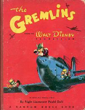 The Gremlins - Cover of the first edition of The Gremlins