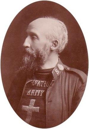 George Scott Railton - Commissioner George Scott Railton