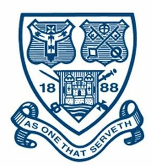Guildford High School - Image: Guildford High School (crest)