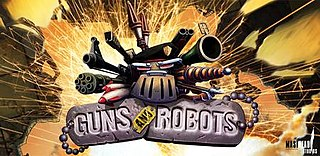 <i>Guns and Robots</i> 2015 video game
