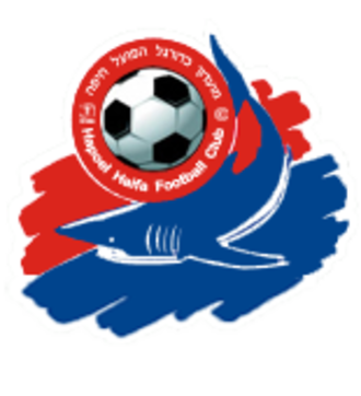Hapoel Haifa F.C. - The team old logo, 1999–2011