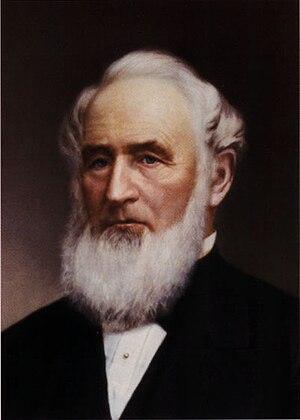 Henry Wells - Image: Henry Wells color portrait