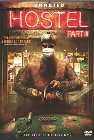 Hostel: Part III - DVD cover