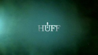 Huff (TV series) - Image: Huff title card