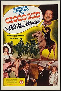 <i>In Old New Mexico</i> 1945 film by Phil Rosen