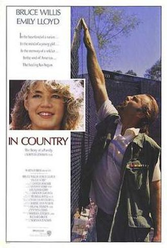 In Country - Theatrical release poster