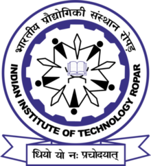Indian Institute of Technology Ropar logo.png