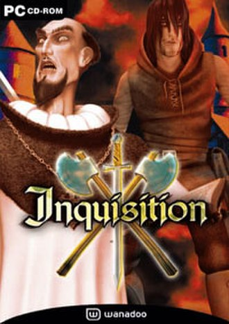 Inquisition (video game) - Image: Inquisition (video game)