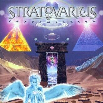 Intermission (Stratovarius album) - Image: Intermission (Stratovarius album) cover