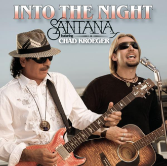 Into the Night (Santana song) - Image: Into the Night (Alternate Cover)